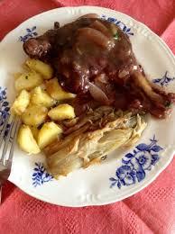 canard cuisine cuisses de canard au vin et chicons recette iterroir
