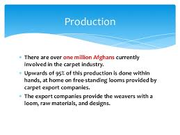 The Carpet Market Afghan Carpet Its Culture And International Market