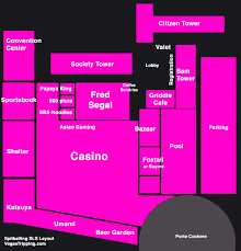 Las Vegas Casino Floor Plans Sls Las Vegas Names Chinese Restaurant U0027eb5 Noodles
