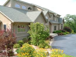 Home Front Yard Design - creative front yard landscaping ideas