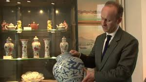 Chinese Vases History Looking At A Ming Dynasty Porcelain Dragon Vase Youtube