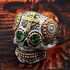 metal skeleton ring holder images Rings everything skull clothing merchandise and accessories jpg