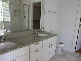 drop in bathroom sink with granite countertop home design ideas