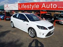 ford focus st 2011 for sale 2011 ford ford focus 2 5 st 5 door one owner fsh agents