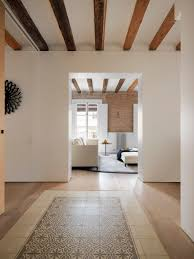 medieval house interior this apartment brings contemporary style to medieval barcelona