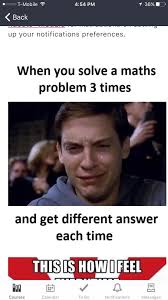 Community College Meme - just started math at my community college today my professor had a