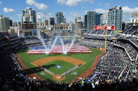 Petco Park Map Petco Park Baseball Gameday Guide