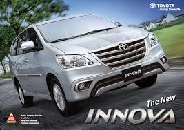 Innova 2014 Interior Updated 2014 Toyota Innova Gets New Look Improved In Car