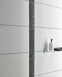 Border Bathroom Tiles Premium Black Pebble Border Tile Wall Tiles From Tile Mountain