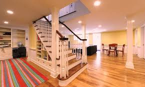 Basement Stairs Design Attractive Basement Stairs Ideas Home Designs