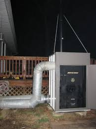Outdoor Wood Boiler Plans Free by I Built A Forced Air Outdoor Stove Arboristsite Com