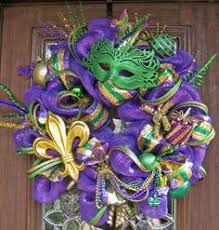 mardi gras mesh wreath shop setup southerncharmwreaths boxes mardi gras wreath