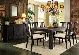 bedroom inspiring brooklyn black dining room mor furniture for