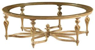 Traditional Coffee Table French Neoclassic Coffee Table Traditional Coffee Tables By