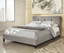 Fabric King Headboard Bed New Standard Bed Amazing Fabric King Bed Frame