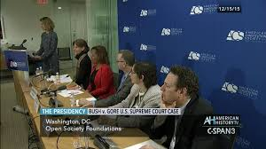 bush v gore supreme court decision dec 15 2015 video c span org