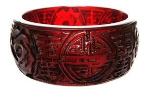 amber bangle bracelet images Antique red amber bangle bracelet for sale jpg