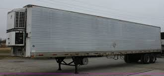 1998 thermo king sb iii max 53 u0027 reefer trailer item b8690