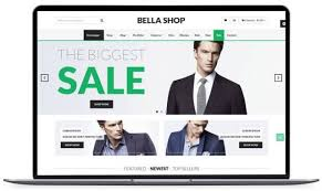 100 html5 css3 ecommerce website template