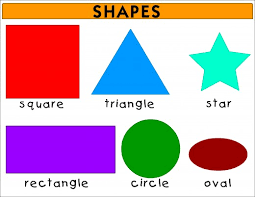 shapes for kids teaching shapes with flashcards activities