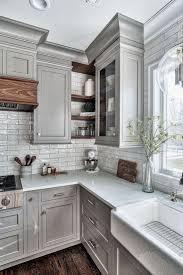 grey kitchen cabinets ideas 18 stunning ideas of grey kitchen cabinets