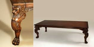 Dining Room Chair Legs European Reproduction Dining Room Tables And Antique Dining Room