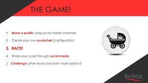 britax gamification proposal