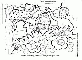 creation coloring pages creation coloring pages for preschoolers