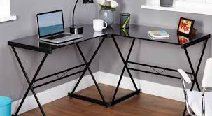 idabel dark brown wood modern desk with glass top thrilling model of classic writing desk furniture top contemporary