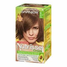 light golden brown hair color garnier nutrisse cream permanent hair colour 63 light golden brown