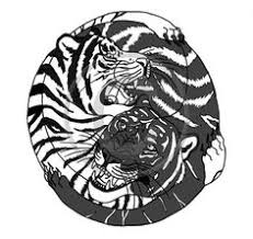 and tiger yin yang design by wildspiritwolf on deviantart