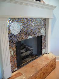 tile fireplace surround and fireplace mosaic ideas price list biz