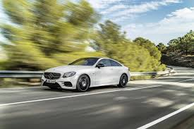 mercedes u0027 new 2018 e class coupe is the ultimate celebrity smart