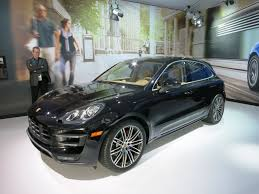 Porsche Macan Turbo - more info about the 2015 porsche macan turbo from autoblog