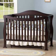 Charleston Convertible Crib by Davinci Parker 4 In 1 Convertible Crib In Coffee K5101f Free Shipping