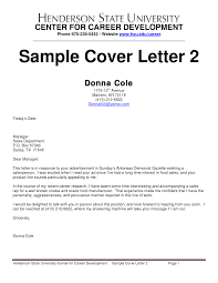 cover letter for sales resume gallery cover letter sample