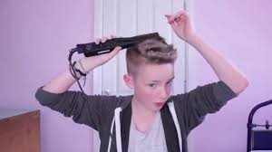 johnnuman hairstyle justin bieber hair tutorial tim newman youtube