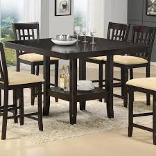hillsdale tabacon counter height gathering table with wine rack