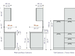 what are the sizes of kitchen cabinets icymi kitchen cabinet depth dimensions