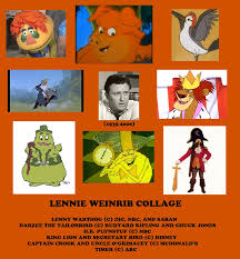 Image Gallery Lindsay Jones Lenny - lennie weinrib collage by rkerekes13 on deviantart