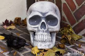 Halloween Skeleton Names Halloween Decor A Home To Grow Old In