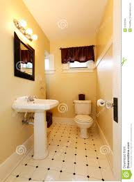 Bright Yellow Bathroom by Yellow Bathroom Tile Zamp Co