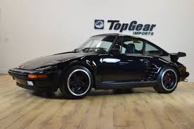 1987 porsche 911 slant nose 1988 porsche 911 slantnose conversion 3 3 turbo 5spd ruf wheels