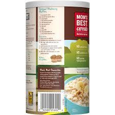 Breakfast Food Cereal Walmart Com by Mom U0027s Best Cereals Quick Oats 16 Oz Canister Walmart Com