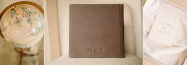 Wedding Albums For Photographers Handmade Leather Wedding Albumjames Stokes Photography
