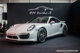 porsche 911 turbo malaysia most potent porsche launched in malaysia 560hp 700nm 911 turbo s