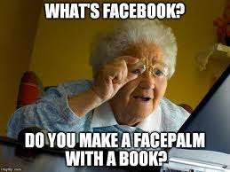 How To Make Facebook Memes - facebook imgflip