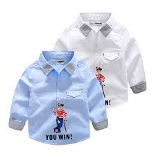 latest designs for boy shirt handsome baby boys clothes cool