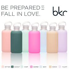 Bkr Glass Water Bottle Available At Body Politic Sustainable