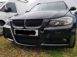 bmw e90 headlights bmw e90 msport bumper bonnet headlights in sudbury suffolk
